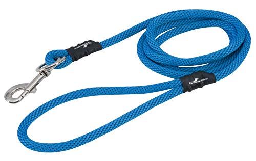 Love2Pet Hundeleine ohne Ziehen, groß, Blau