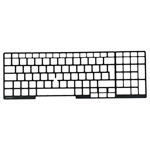 Dell New Genuine Latitude 5580 107 Key Dual Pointing Keyboard Shroud: 50NW9