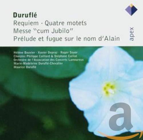 Requiem Op.9/Messe Op.11/+