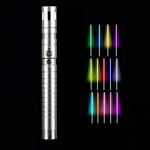 SenLing RGB - Espada de luz con cambio de color (mango QL-Silver