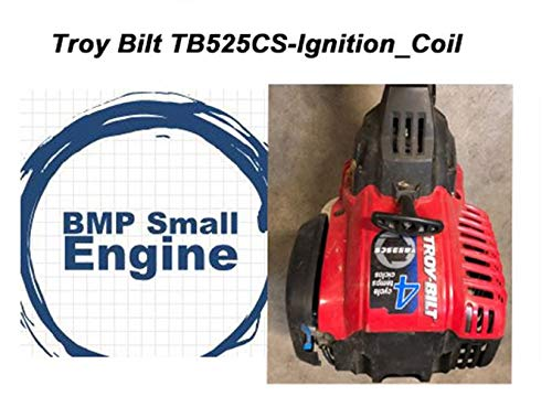 Buy BMotorParts Ignition Coil Module for Troy Bilt TB525CS 4 Cycle Weed Trimmer