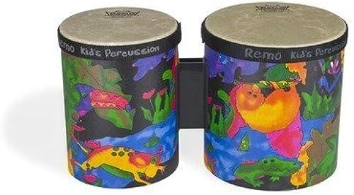 descuento de ventas Woodstock Percussion Remo Kid's Bongo Drum by by by Woodstock Percussion  bienvenido a orden