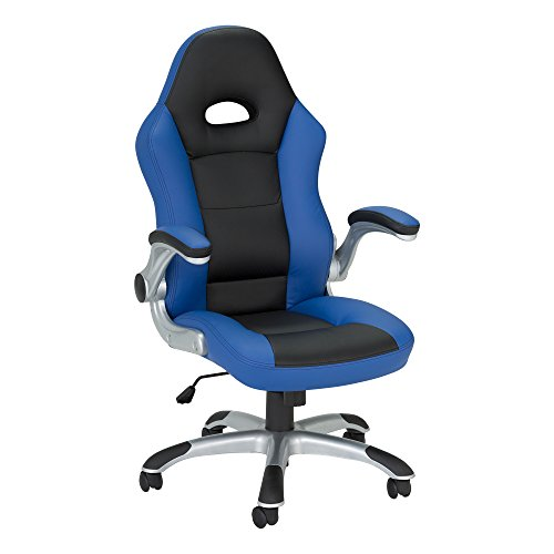 Skylab Performance Seating envejecido oug1003de So Method–Computer Gaming and Office Chair by F.C, Blue/Black