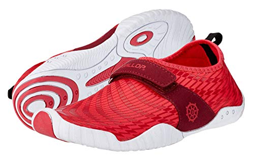 BALLOP Patrol, Size:45,5-46;Color:Red