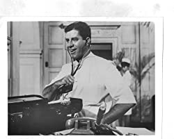 Photo of Jerry Lewis in The Disorderly Orderly - buy from Amazon.com