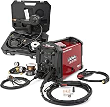 Lincoln Electric POWER MIG 210 MP Multi-Process Welder Aluminum One-Pak - K4195-1
