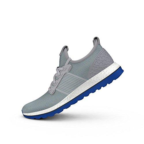 adidas Pureboost Zg, Sneaker a Collo Alto Uomo, Grigio Grey/Blue,...