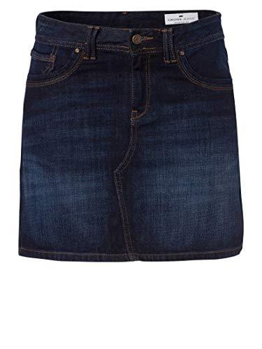 Cross Jeans Damen Mariella Rock, Blau (Dark Blue 053), 38 (Herstellergröße: 31)