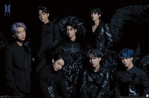 Trends International BTS-MOS7-Wings Wall Poster, 22.375' x 34', Unframed Version