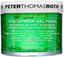 Peter Thomas Roth Cucumber Gel Mask Extreme Detoxifying Hydrator, 150 ml