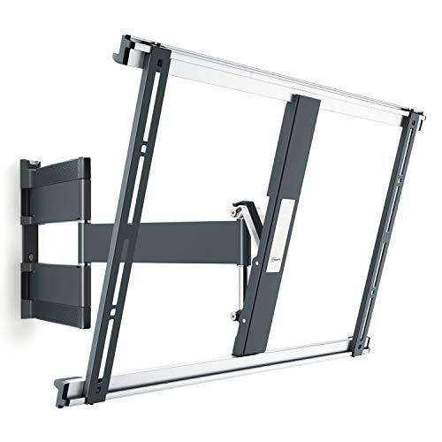Vogel's THIN 545 schwenkbare TV-Wandhalterung für 40-65 Zoll (102-165 cm) Fernseher, schwenkbar bis zu 180°, neigbar, max. 25 kg, max. VESA 600 x 400, ultradünne TV Halterung, TÜV-zertifiziert