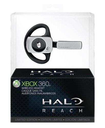 Xbox 360 Wireless Headset Halo Reach