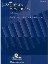 [(Bert Ligon: Volume 1: Jazz Theory Resources )] [Author: Bert Ligon] [Apr-2010]
