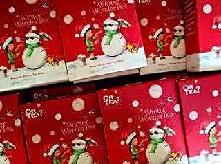 Or Tea Winter Wonder Tea Box 5 Sachet Winter Tea Pack 11g