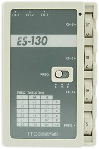ITO ES 130 Portable Japanese Electro Acupuncture Device product image