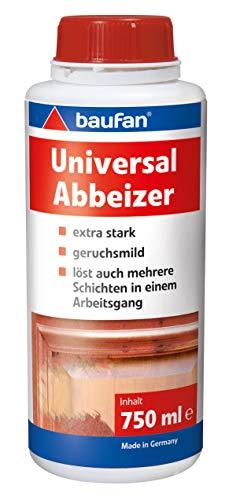 Baufan Universal Abbeizer, extra stark und geruchsmild, 750 ml