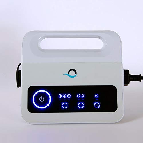 DOLPHIN Robot de Piscine électrique Maytronics T55i, Robot de Piscine Autonome, Nettoyage du Fond, des Parois et de la Ligne d'Eau, Compatible Tous Revêtement, Pilotable Via Application Mobile