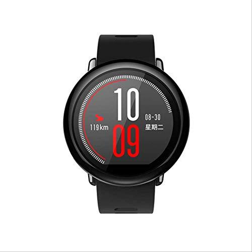 Smartwatch Smart Watch Bluetooth Muziek Gps Informatie Push Hartslag Voor Android-telefoon Redmi 7 Ios Zwart