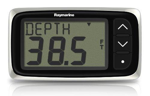 Raymarine RAY-E70143 i40 Depth System with Transom Mount Transducer by Raymarine