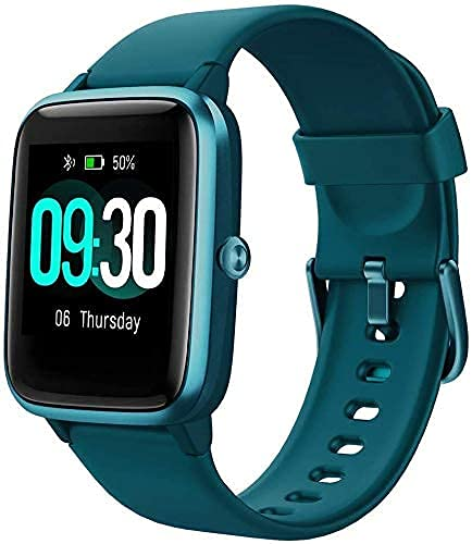 Smart Watch for Android/Samsung/iPhone, Activity Fitness Tracker with IP68...