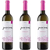 Javier Sanz Vino blanco semidulce - 3 botellas x 750ml - total: 2250 ml
