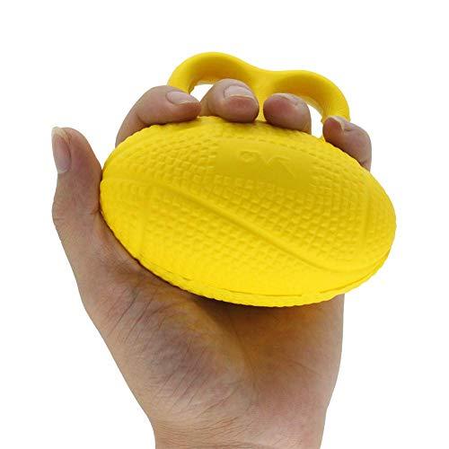 ValueHall Terapia Mano, Spremere Palle Palla Antistress per la Mano, Dito e Grip rinforzante per Atleti, Musicisti, Riabilitazione Fisica V7045-4