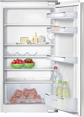 Siemens KI20RV62 iQ100 Kühlschrank / A++ / 102.1 cm Höhe / 99 kWh/Jahr / 181 Liter Kühlteil / Extra viel Platz für Obst und Gemüse / Flachschanier