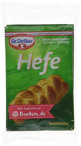 Dr. Oetker Hefe (1 x 4 x 7 g)