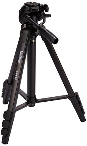 Velbon EX-640 - Trípode Completo, Negro