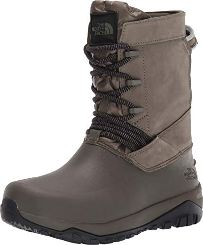 The North Face Women's High Rise Hiking Boots, Green New Taupe Green TNF Black Bqw, 42
