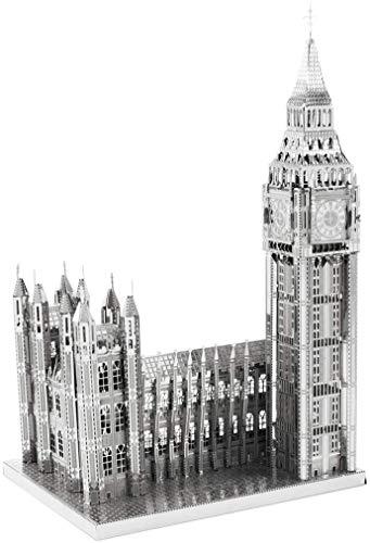 Metal Earth - 5061318 - Maquette 3D - Iconx - Big Ben 12 - 2 pièces