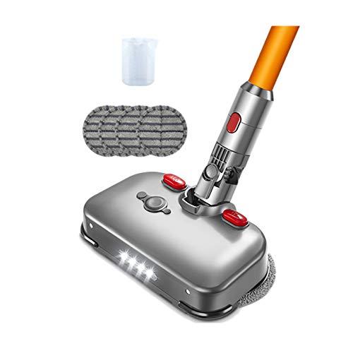 Huante cabezal de cepillo eléctrico para Vadrol, seca, humor con luz LED para piezas de repuesto V7 V8 V10 V11 con 4 sellos de óxido