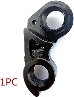 Fácil de Usar 1pc CNC Bicicleta de la aleación del Engranaje Trasero de la Puntera de desactivación Durante Cannondale Synapse Carbon Neo Rápida 2018 Pizarra SuperX Topstone Fsi (Color : Black)