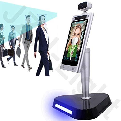 GODLV Walk Through Body Kamera Messung Zugangskontrolle Temperatur Zugangssystem Flughafen Thermo Scanner
