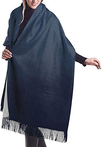 Kat Nachtlampjes Behang Zachte kasjmier Sjaal Wrap Sjaals Lange Sjaals Voor Vrouwen Office Party Reizen 68X196 cm