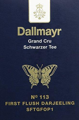 Dallmayr Grand Cru Schwarztee - Nr. 113 First Flush Darjeeling, 1er Pack (1 x 100 g)
