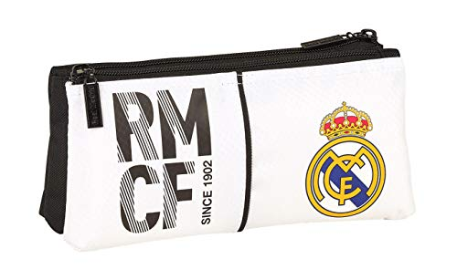 Real Madrid 2018 toilettas, 22 cm, wit (blanco)