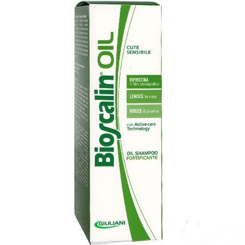 Bioscalin Oil Shampoo Fortificante Cute Sensibile 200 ml