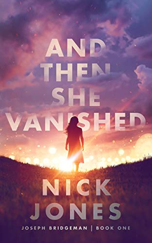 And Then She Vanished Cover