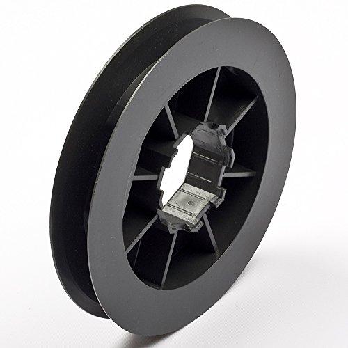 Gurtscheibe mini Ø135mm für 40mm 8-Kant Welle