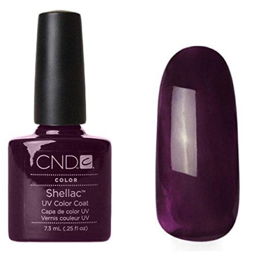 CND Shellac 7,3ml–Dark Dahlia–Esmalte semipermanente