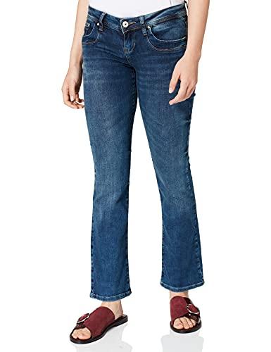LTB Jeans Damen Valerie Jeans, Blau (Blue Lapis Wash 3923), W28/L36