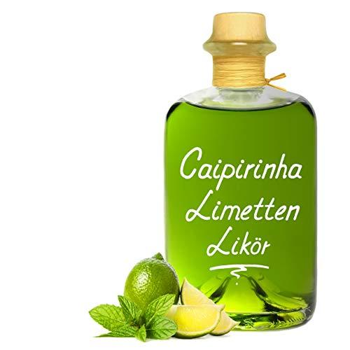Caipirinha Limettenlikör 1 L spritzig fruchtiger Cocktail Likör 16% Vol