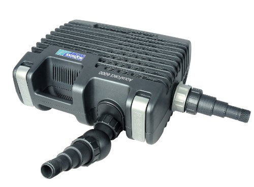 Hozelock Aquaforce 6000 - Bomba de Agua