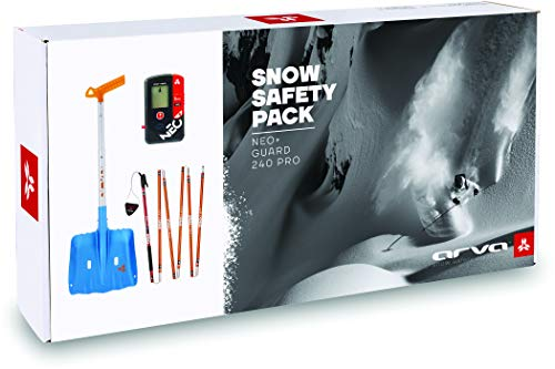 Arva Neo+ Safety Pack with Neo+/Pro 240/Guard 2019 Appareil LVs