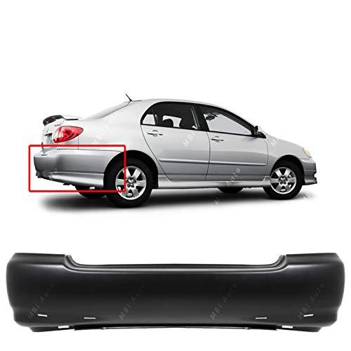 05 toyota corolla rear bumper - 4