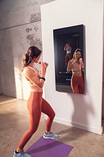 Product Image 2: Echelon Reflect 50in Touch Smart Connect Fitness Mirror , Black