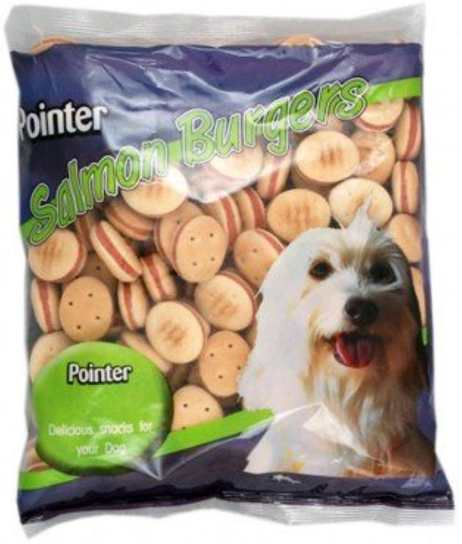 Pointer Salmon Burger Dog Treats 12.5kg