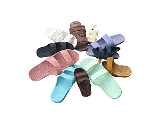 J-Slips Hawaiian Jesus Sandals in tons of Cool Colors Unisex Kids and Women - Coco W7