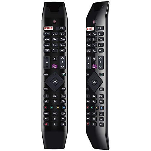 Gvirtue RC49141 - Mando a distancia para Hitachi TV 32HB4T41 32HB4T61-Z 32HB4T62 32HB4T62A 32HB4T62H 32HB5W66I 32HB6T61A...